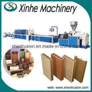 Twin Screw WPC PVC Foam Profile Extrusion Making Machine Production Line