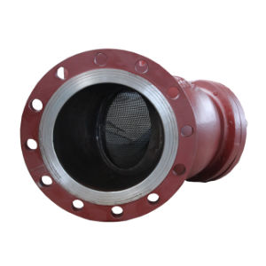 ANSI Wcb Y Type Strainer (GL41-10/16) pictures & photos