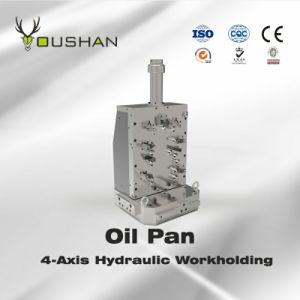 Design and Manufacture of Hydraulic Clamp for Oil Pan pictures & photos