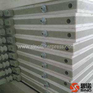 High Pressure Chamber Membrane Filter Press Machine for Sludge Dewatering pictures & photos