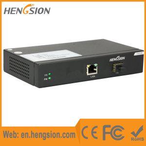 2 Gigabit Ports Enterprise SFP Fiber Ethernet Network Switch pictures & photos