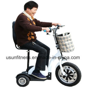 500W Power Three Wheels Electric Mobility Scooter pictures & photos