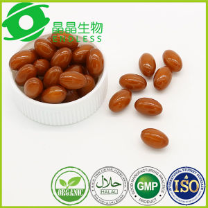 GMP Certified Soy Isoflavone Capsules 500mg Dietary Supplement pictures & photos