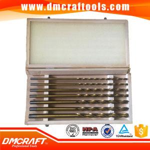 7 PCS HSS Tin Coated Extra Long Length Drill Bits Set pictures & photos