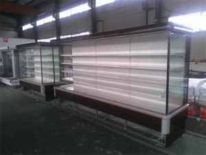 Supermarket Air Curtain Refrigerator Freezer pictures & photos