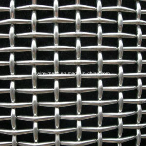Galvanized Woven Crimped Wire Mesh pictures & photos
