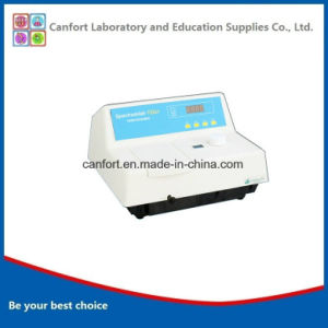 325-1000nm Portable Visible Spectrophotometer 722sp with Competitive Price pictures & photos