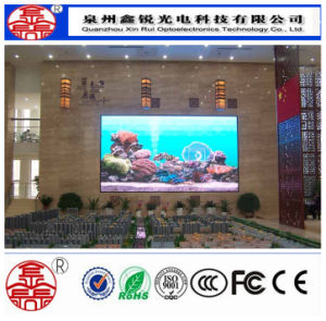 P4 Indoor Full Color LED Display Module 256mm*128mm pictures & photos