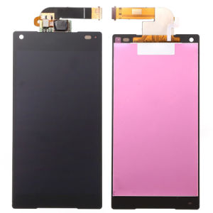 Mobile Phone Accessories for Sony Xperia Z5 Compact Mini E5803 E5823 LCD Display Touch Screen pictures & photos