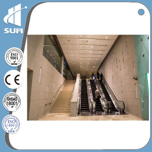 China Supplier Vvvf Speed 0.5m/S Indoor Escalator pictures & photos