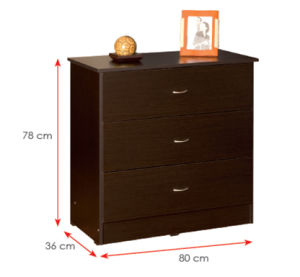 Wooden Wardrobe /Nightstands /Shoes Case /Side Cabinet (HX-DR368) pictures & photos