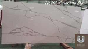 Uber Quartz Stone for Kitchen Tops, Vanity Tops, Floor, Wall, etc