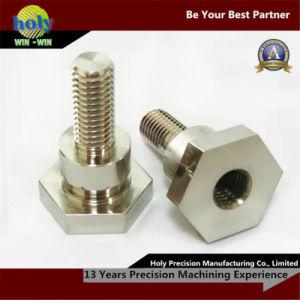 Power Terminal Brass CNC Machining Parts Brass CNC Parts pictures & photos