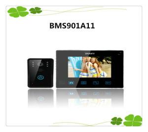 "Hot Sales 9"" Wireless Door Phone Doorbell Intercom with Touch Key Camera pictures & photos"