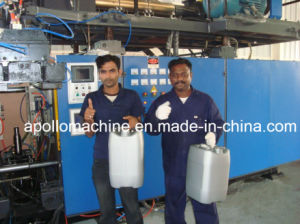 30L HDPE Jerry Cans Bottles Containers Blowing Moulding Machines pictures & photos