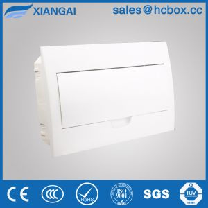 Plastic Distribution Box Electrical Box Flush Box Hc-Tfw 18ways ABS PP Box pictures & photos