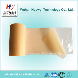 Waterproof Skin Color Micro-Perforated PE Raw Material for Band Aid pictures & photos