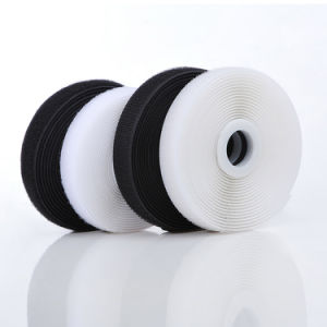 Polyester Nylon Hook and Loop 20mm pictures & photos