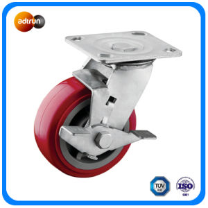 Heavy Duty Tread Lock Red Wheels pictures & photos
