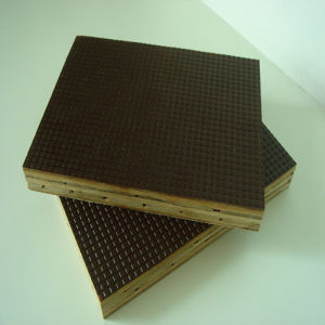 Hot Sales Film Faced Plywood pictures & photos