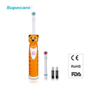 Hot Sell Kid Rotary Electric Toothbrush pictures & photos