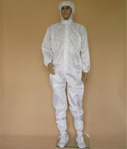 Antistatic Clothing ESD Coverall Cleanroom Garments pictures & photos