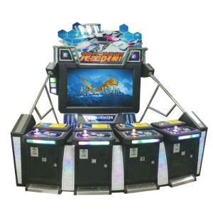Amusement Gambling Coin Operated Redemption Fighting Planes Arcade Game Machine pictures & photos