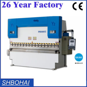 Bohai Brand-for Metal Sheet Bending 100t/3200 CNC Press Brake Bending Machine pictures & photos