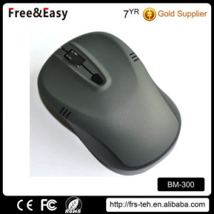 Factory Direct Sell 4 Buttons Wireless Optical Small Bluetooth Mouse pictures & photos