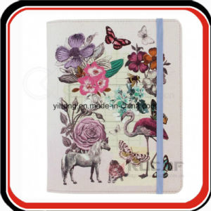 CYMK Printing 6 Rings Binder Leather Notebook Planner pictures & photos