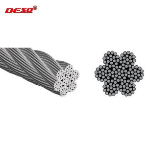 China High Quality Building Construction Material Steel Wire Rope ...