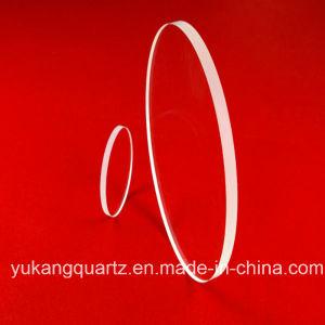 Clear Optical Quartz Plate Jgs1 pictures & photos