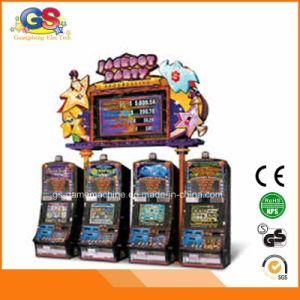 Gambling Machines Arcade Video Bonus Slot Game Casino Cabinets pictures & photos