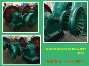 Francis Hydro (Water) Turbine Generator/ Hydropower/ Hydroturbine pictures & photos