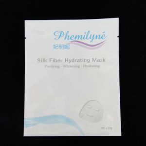 Good Quality Men/Lady Mask Bag with Clear Window pictures & photos