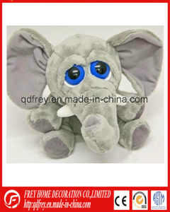 OEM Customized Plush Toy of Soft Elephant pictures & photos