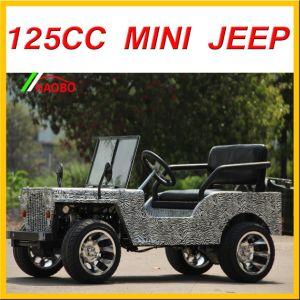 China Newest Willys Mini Jeep Lq-Jp for Sale 110cc 125cc 150cc 200cc Options pictures & photos
