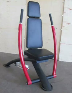 Hydraulic Circuit Training Equipment / Chest Press & Row (SH2-03) pictures & photos