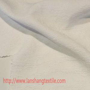 Polyester Jacquard Fabric Spandex Fabric Chemical Fabric Garment Fabric for Dress Printing Garment pictures & photos