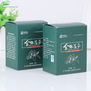 Custom Logo Cardboard Gift Box Packaging Boxes for Tea (KG-PX084) pictures & photos