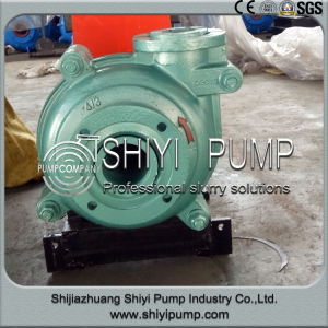 Chemical Horizontal Centrifugal High Pressure Slurry Pump pictures & photos