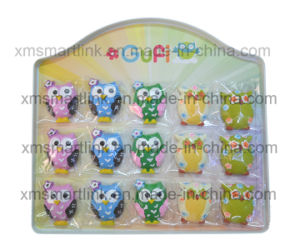 Distributor Metal Display Owl Magnet pictures & photos