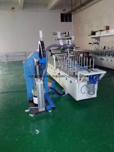 Profile Wrapping Machine with Pur Glue pictures & photos