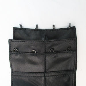 Adjustable Black Satin Fabric Belt pictures & photos