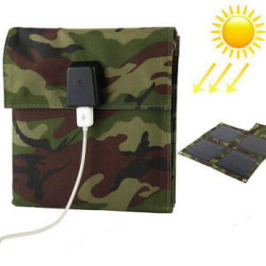 High Efficiency Folding 10W 2A Solar Panel Charger for Phone Tablet PC pictures & photos