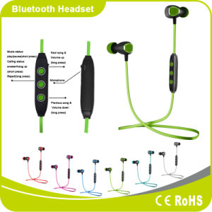 Stereo Sweatproof Wireless Bluetooth Earphone for Sport pictures & photos