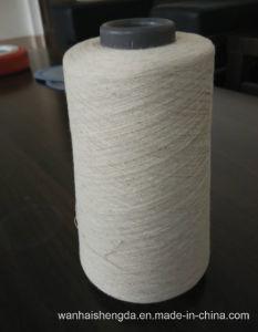 100% Pure Flax Fiber Linen Yarn for Weaving