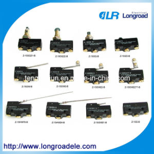 IP55 Electrical Micro Switch/Electric Switch pictures & photos