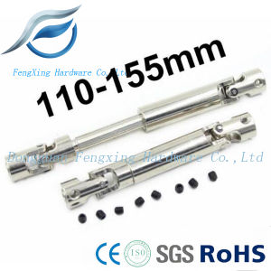 Stainless Steel Universal Upgrade Drive Shaft for RC Crawler TF2