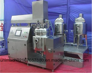 1000L/13000L/2000L Vacuum Emulsifier Mixer (hydraulic lifting) pictures & photos
